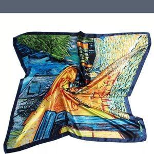 Accessories - Silk scarve